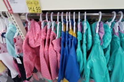 kids rain jackets at BJs on sale