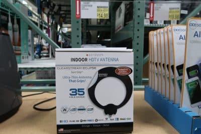 hd antenna cheap at BJs