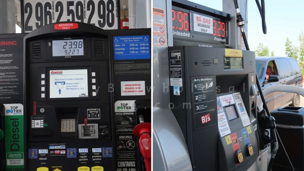 Cheapest Gas Station Near Me >> Costco Has Cheaper Gas Than Bjs But There Is A Huge Catch My Bjs