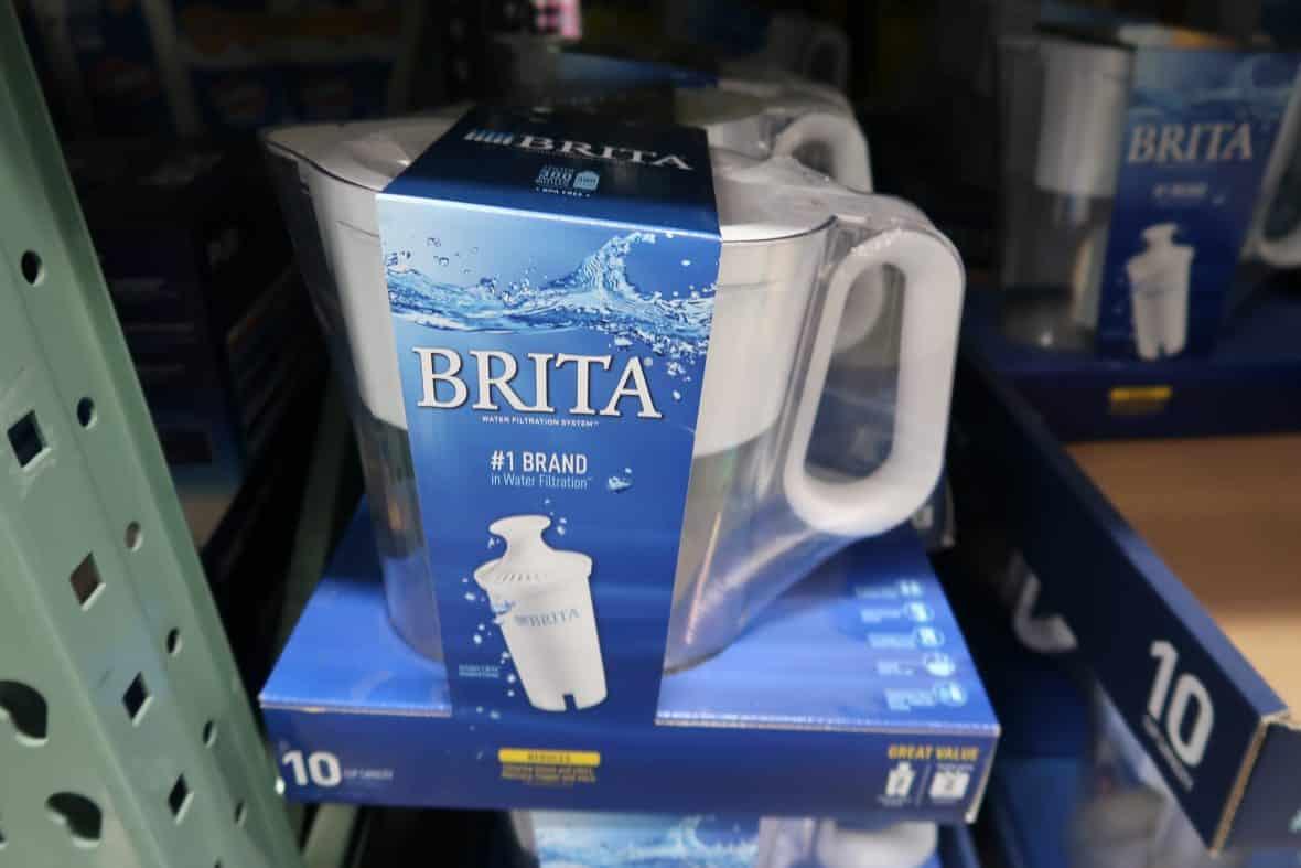 brita filters gas deal at BJs