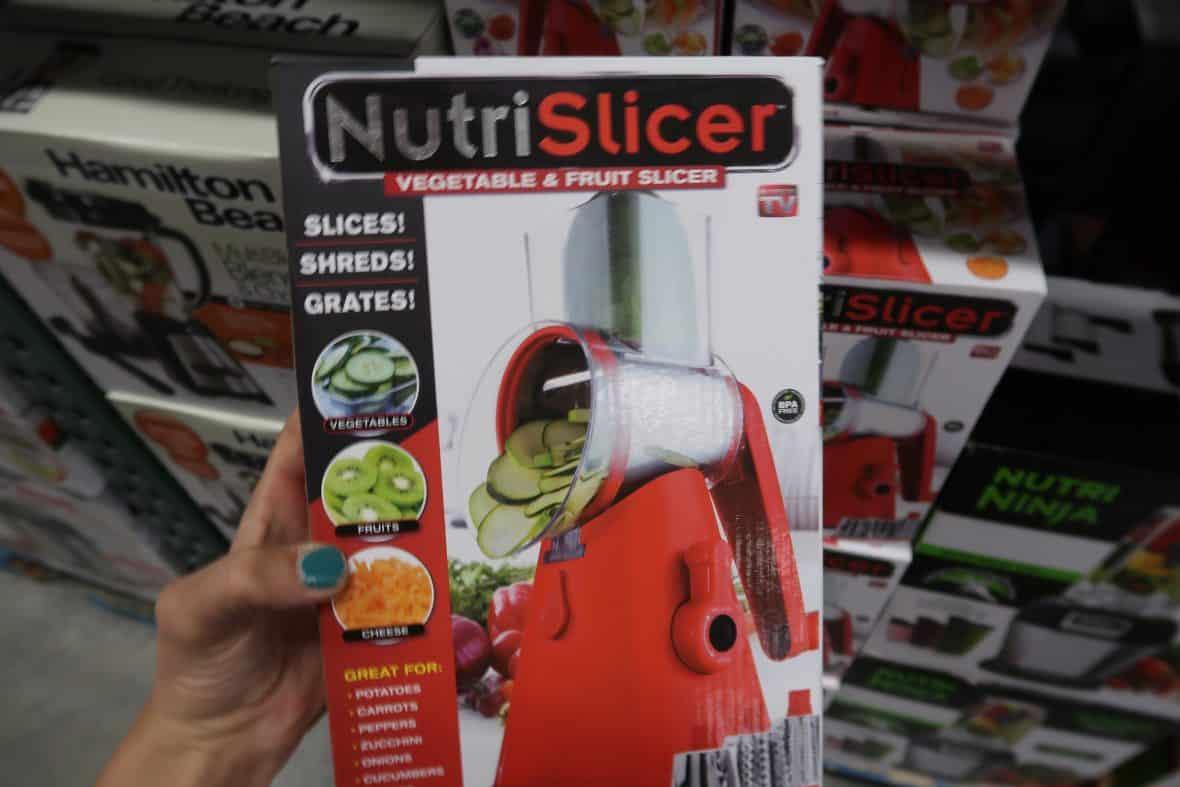 nutri slicer at BJs wholesale club