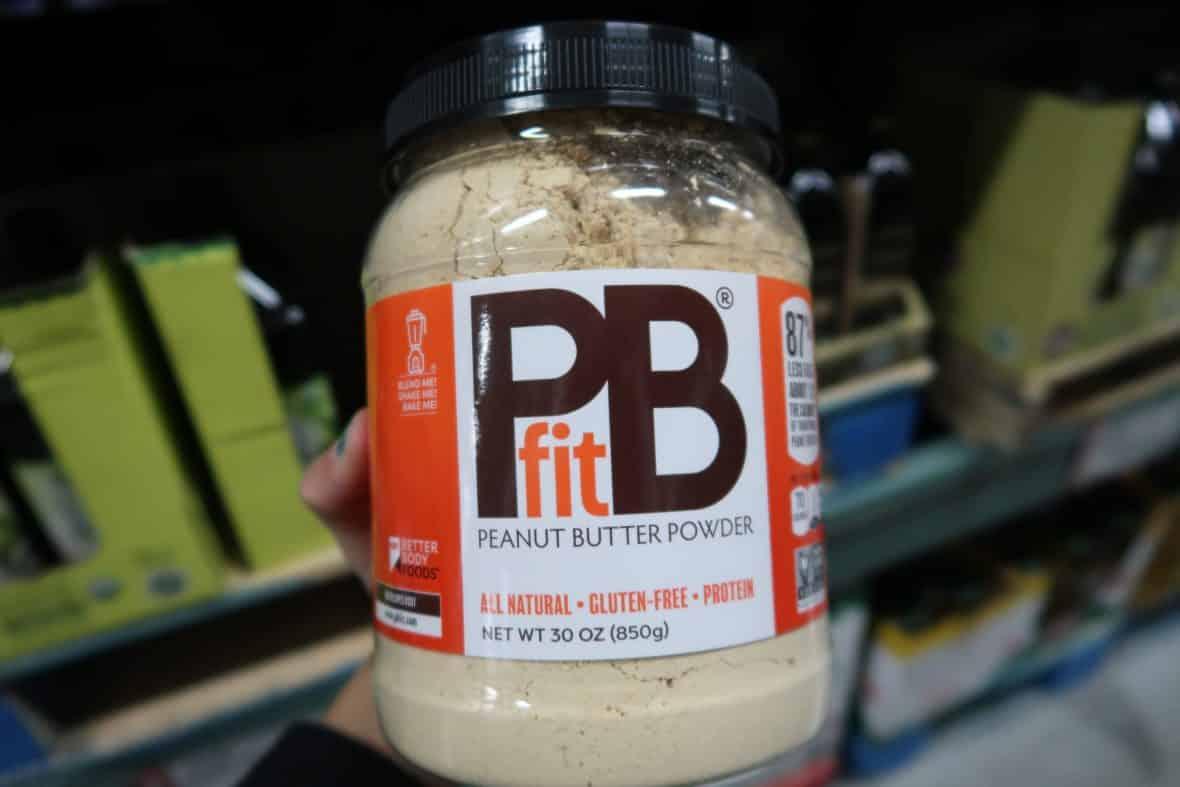 PB fit powder at BJs