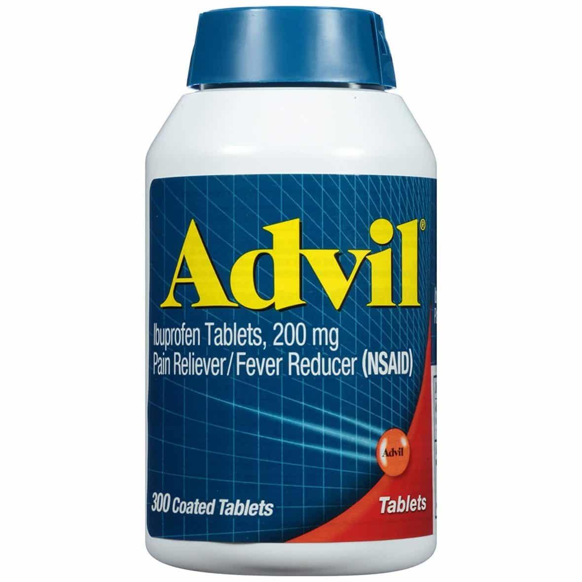 Big Advil Bottle ONLY $12.49!