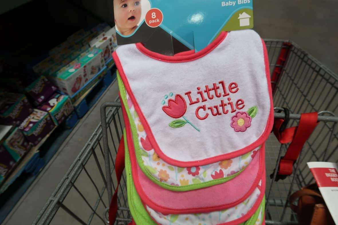 bsby bibs cheap at BJs