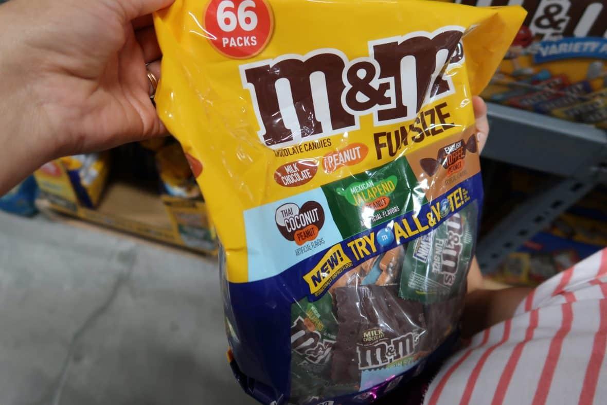 Crazy M&M Flavors At BJs- Vote Today