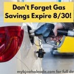 bjs gas points expire at end of month