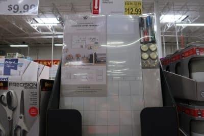 organization storage board