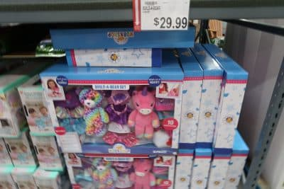 build a bear set at BJs