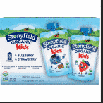 stonyfield organic pouches bjs wholesale