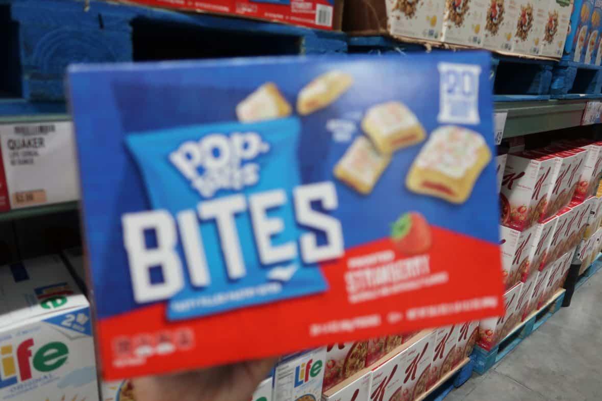 New Pop Tarts Bites at BJs! Save an Extra $5!