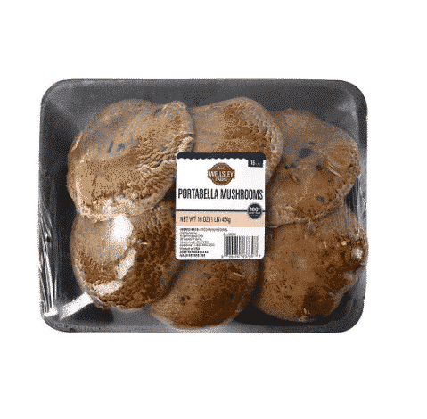 wellsley farms mushrooms at BJs