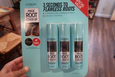 loreal paris magic root cover up