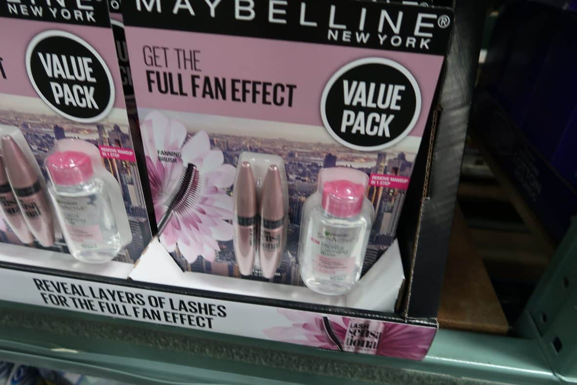 New Coupon for Maybelline New York Mascara & Micellar Water