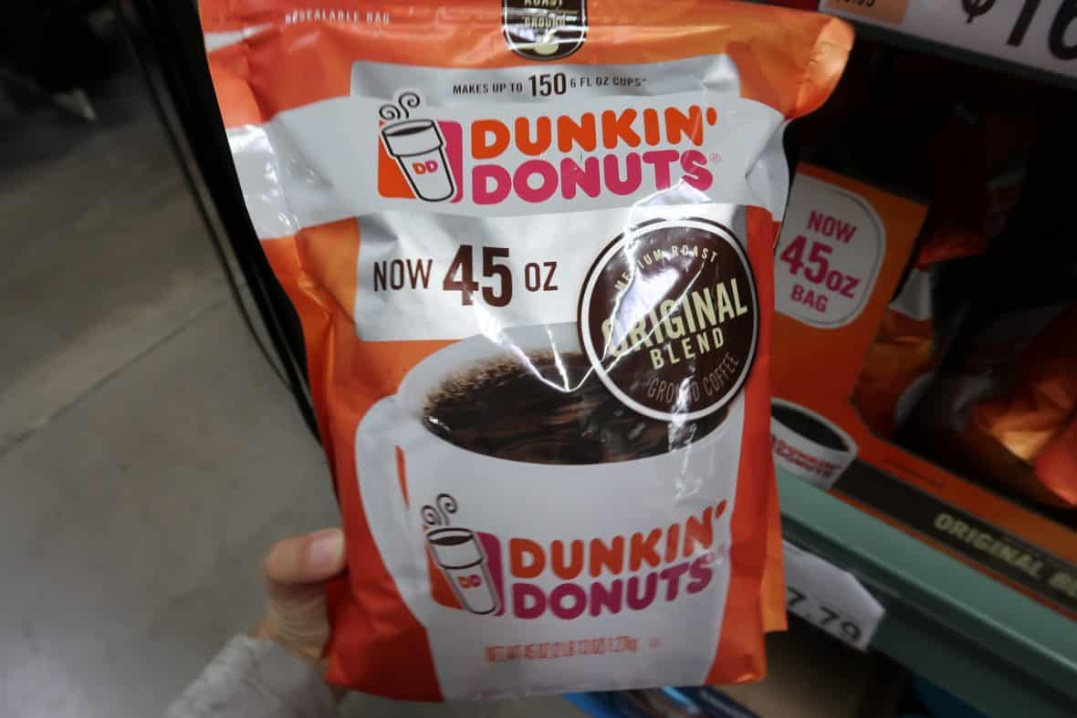 RARE $1 Off Dunkin Donuts Coffee Coupon