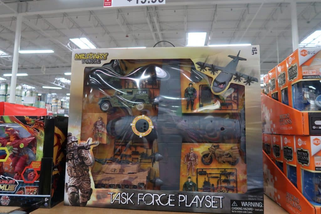 task force playset bjs toys 2019
