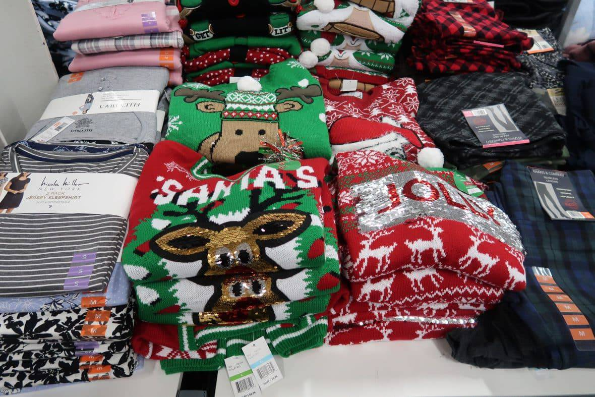 Ugly Christmas Sweaters Now $11.99 Online Too