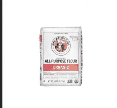 king arthur organic flour coupon deal