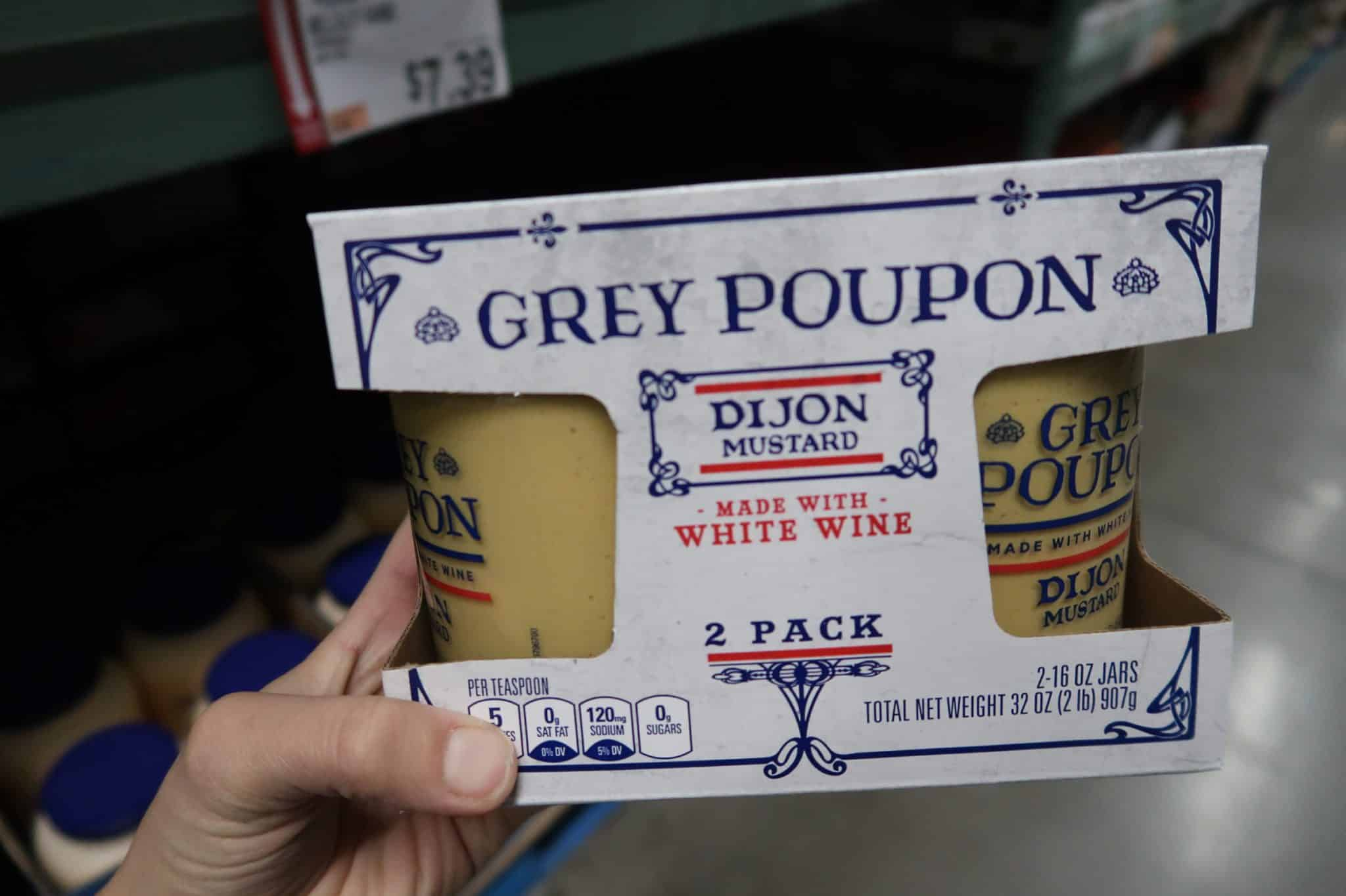 New Coupon Stack for Grey Poupon