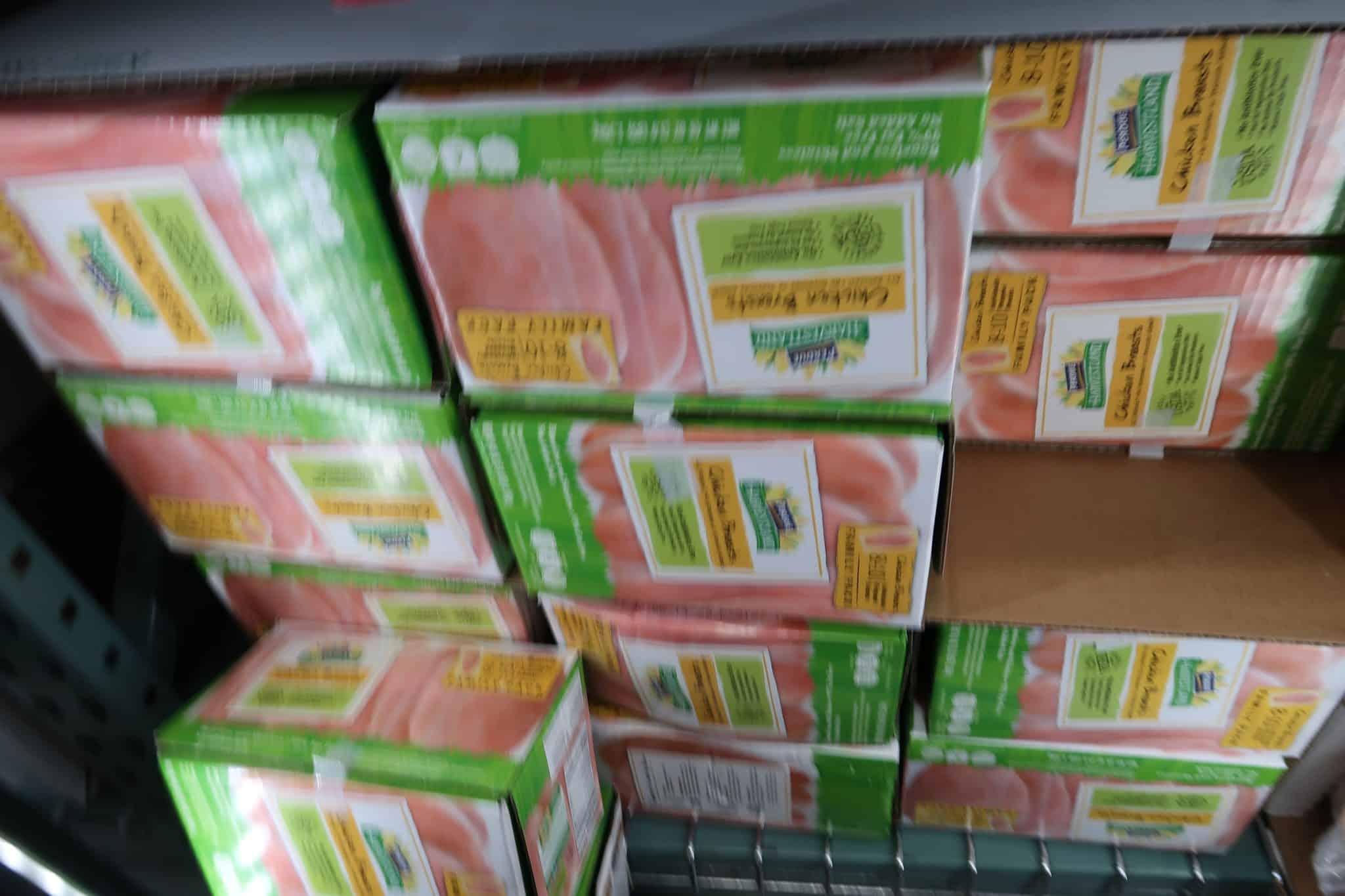 Save $4 on Harvestland Frozen Chicken Breasts ONLY $6.99
