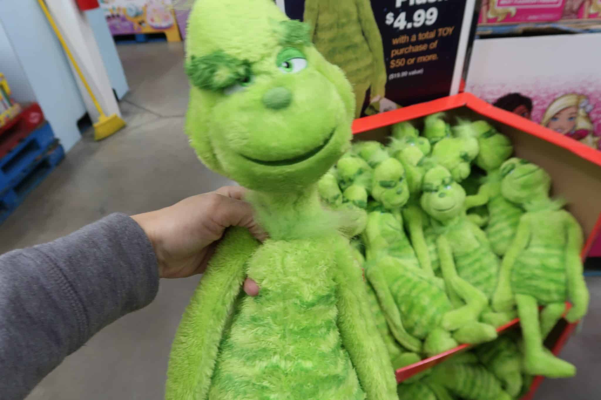 Here's How BJ's Members Can get a Grinch Plush for $4.99