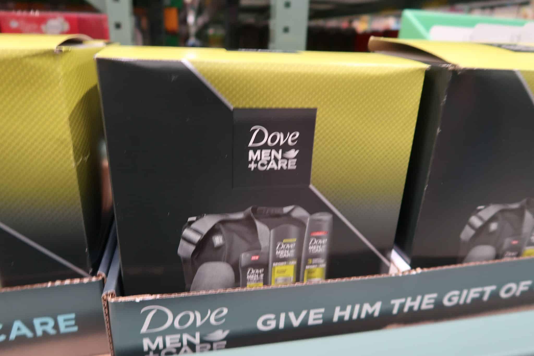 Axe/Dove Men Gift Set ONLY $7.98