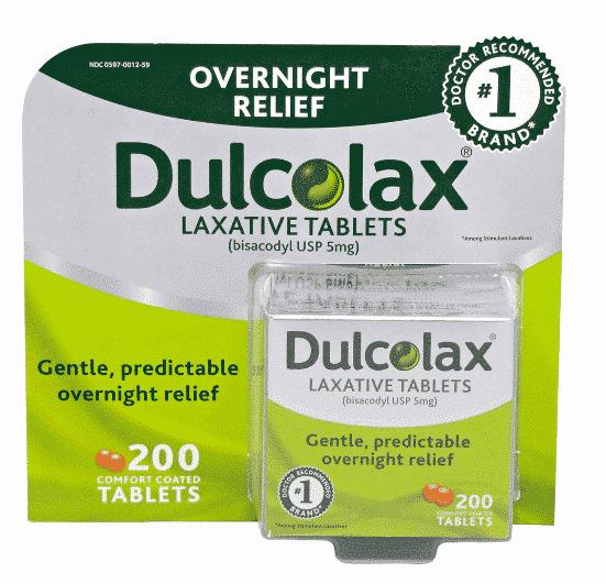 New Dulcolax Coupon Stack at BJs