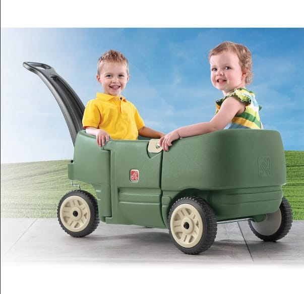 Step2 Wagon For Two Plus $59.99 Shipped!