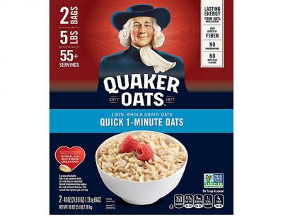 quaker oats oatmeal bjs