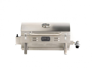smoke hollow tabletop grill